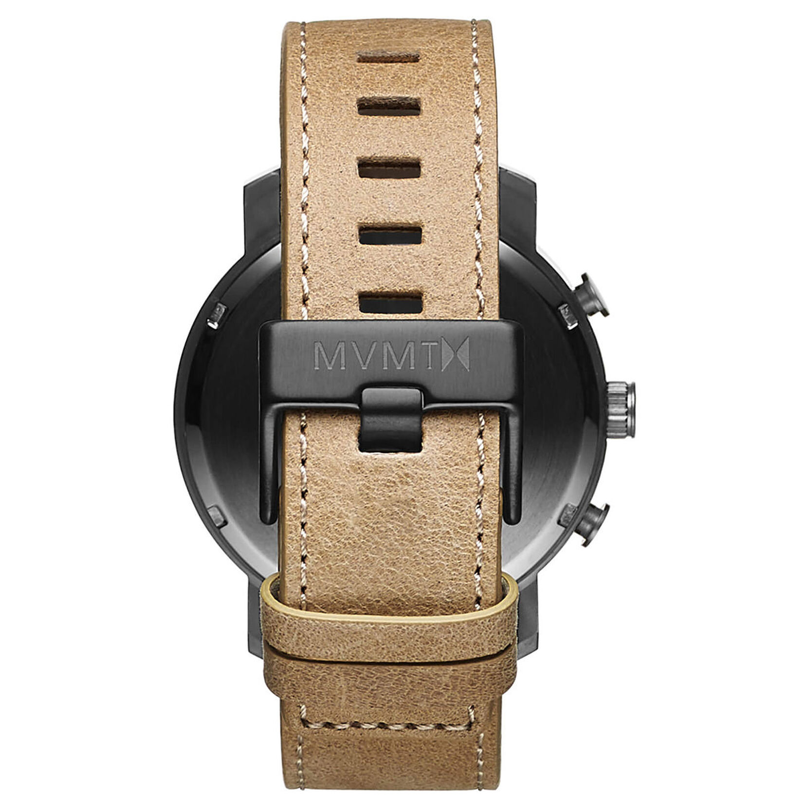 Classic Brown Leather Watch
